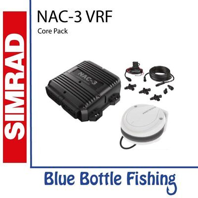 New Simrad Nac-3 Vrf Core Pack From Blue Bottle Fishing