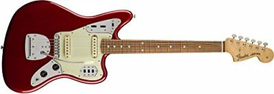 Fender Classic Player Jaguar Special, Rosewood Fretboard - Candy Apple Red