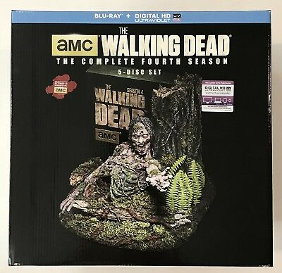 The Walking Dead:season 4 - Limited Collector