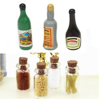 Разное 1:12 Dolls House Miniatures Glass