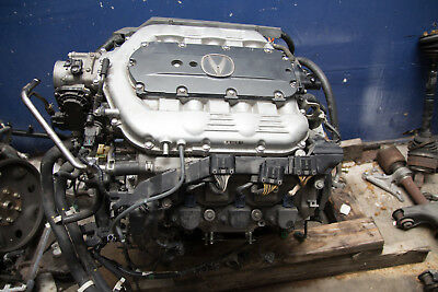 2009-2014 Acura Tl 3.5l Long Block Engine Motor Oem 100k Miles Perfect Shape2012