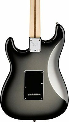 Fender Limited Edition American Professional Stratocaster Hss Shawbucker (silver
