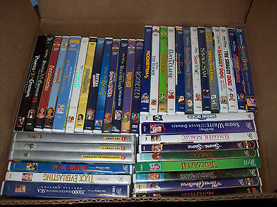 disney dvd lot plus some other movies (see description) 170 + titles so far