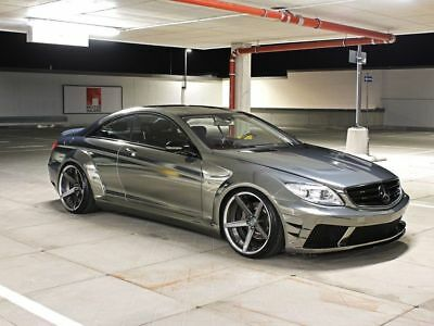 mercedes cl w216 black series full body kit || best quality || best look ||
