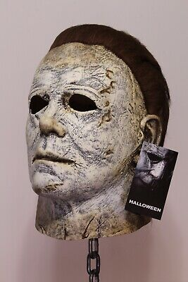 Michael Myers Halloween 2018 Mask Officially Licensed By Trick Or Treat Studios
