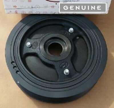 Oem Pulley-damper For Verna, Accent, Elantra, Triborn Coupe, Rio [2312426030]