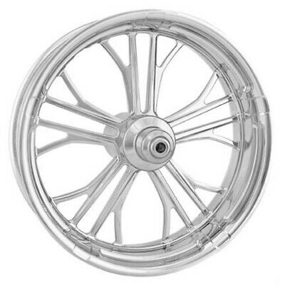 """Pm 1986-7612r-dxn-ch - Chrome Dixon 16x5"""" Forged Wheel 2015-up Indian Chieftain"""