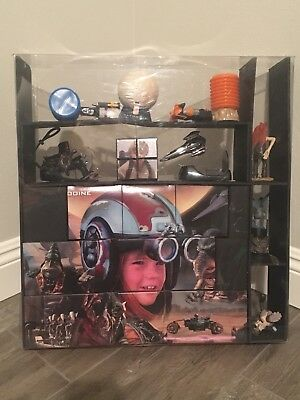 Star Wars 1996 Shadows Of The Empire Taco Bell Promo Shadow Box The Last Jedi