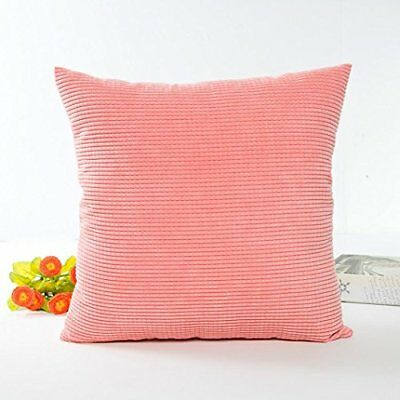 Cushion Cover Throw Pillow Case, Funic Sofa Waist Pillow Cover Home Car Bed Deco