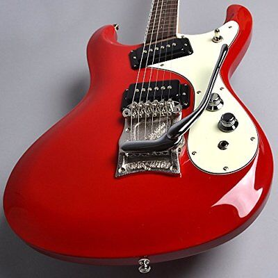 Mosrite Super Excellent / Ferrari Red Electric Guitar Mosurite