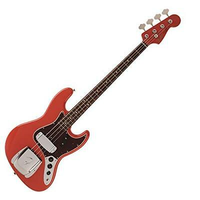 Fender / Made In Japan 2018 Limited Collection 60s Jazz Bass Lacquer Fiesta Red