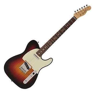 Fender Made In Japan 2018 Limited Collection 60s Custom Telecaster Rw 3ts Electr