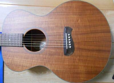 Acoustic Guitar Tacoma Ekk 9 3d-koa Usa E Serial In Very Good Condition