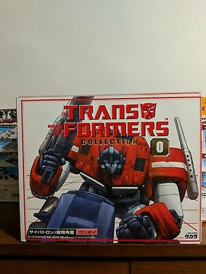 Transformers Collection (takara,2002-2006) Reissue Japan #0-21 Complete Set!