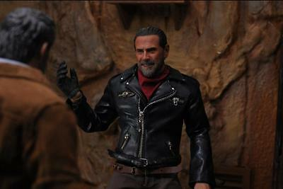 Burning Soul The Walking Dead Savior Negan 1/6 Collectible Male Action Figures