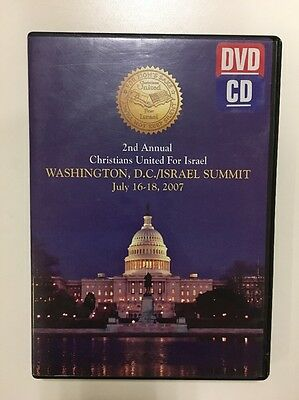 2nd Annual Christians United For Israel Dvd/ Cd