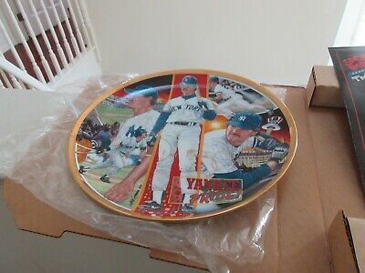 """""""yankee Pride"""" By Joseph Catalano , Plate # 726 , 1990 ,vintage, Gold Edition"""