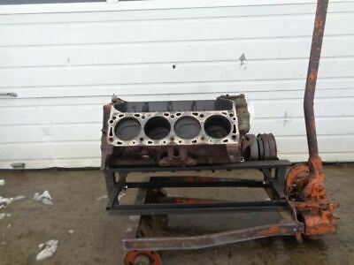 Cylinder Block From 8501 Gvw 8-460 7.5l Fits 90-97 Ford F250 Pickup 175637