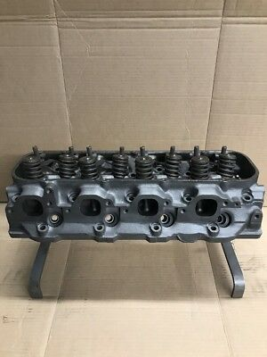 1969 - 1970 Corvette 427ci 7.0l V8 Zl1 Big Block Oe Gm Cylinder Head 3909802