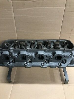 1969 - 1970 Chevy Corvette 427ci 7.0l V8 Big Block Oe Gm Cylinder Head 3872702