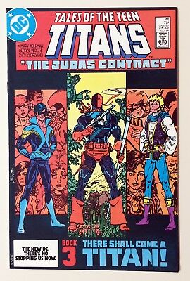 Tales Of The Teen Titans 44 (1980) 9.4 Nm Near Mint 1: Nightwing Dick Grayson