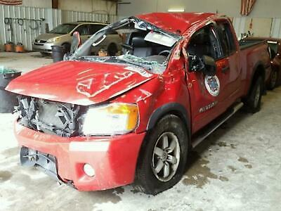 2010 nissan titan transmission at; 4x4, floor shift, w/tow package (big tow) 10