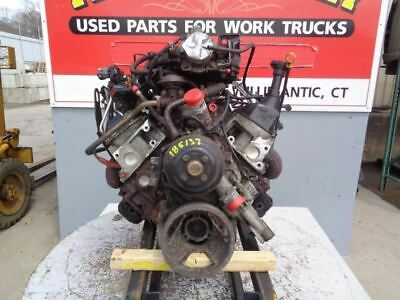 Engine Heritage 4.2l Vin 2 8th Digit Fits 01-04 Ford F150 Pickup 175469