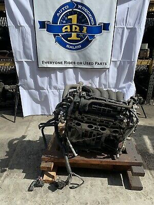 1.8l Engine Assembly California Emissions Nissan Cube 2011 60k Miles