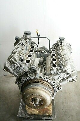 108 Porsche Cayenne 03-06 Engine Motor Long Block 4.5l W/o Turbo Vin B 5th Digit
