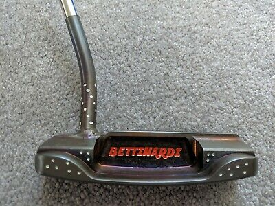 Bettinardi Dass Bb0 Welded Neck / Tour Issue / Kool-aid / Hive Cool Protopype