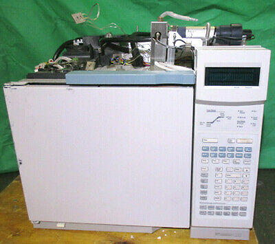 Hp Agilent 6890 Series Gc System Gas Chromatograph G1530a  Sn: Us00007224  T5-wh