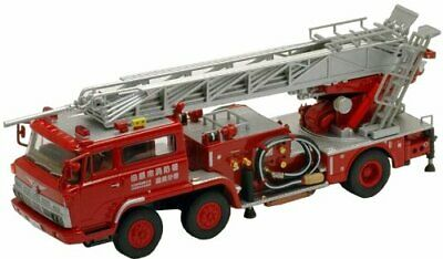 Tomica Limited Vintage Neo Tlv Over N24a Hino Tc343 Type Fire Ladders With