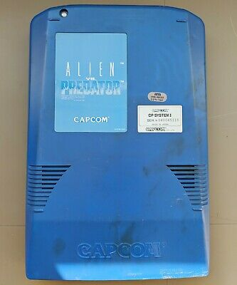 Alien Vs Predator Capcom Cps-2, B Board, Us Region, Great Condition!