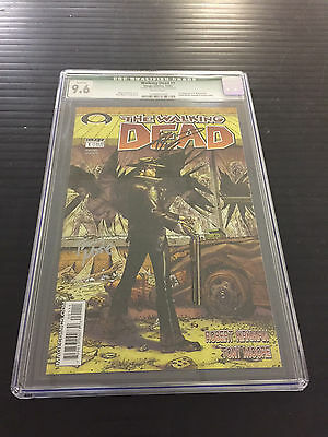 Walking Dead 1 Cgc 9.6 1st App Hot Amc Tv Show