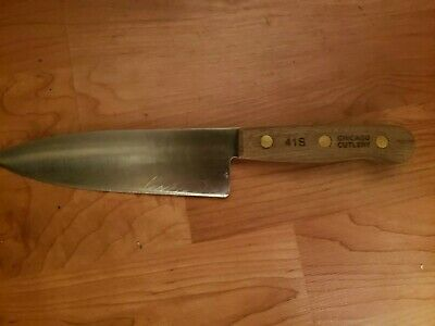 """Chicago Cutlery 41s 6"""" Chef"""