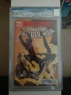 The Amazing Spiderman #648 Color Variant