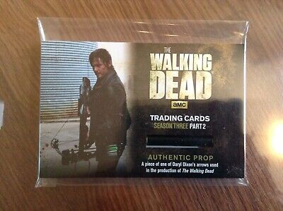 Walking Dead Daryl Dixon Cryptozoic Oversized Arrow Redemption 16/25