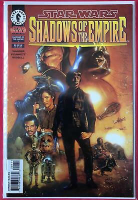 Star Wars: Shadows Of The Empire #1 - Dynamic Forces S&n Variant Comic - Dhc