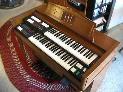 1968 Lowrey Berkshire Deluxe Vintage Home Organ Tbo-1 The Who Pick Up Il 60527