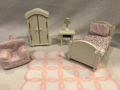 Rare And Discontinued:  Pottery Barn Kids Westport Dollhouse Furniture