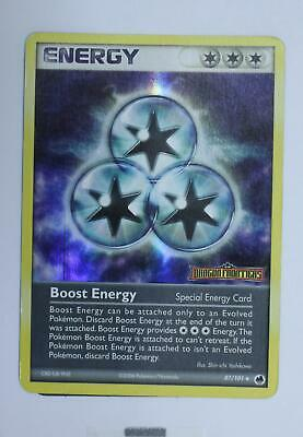 Pokemon Card - Boost Energy - 87/101 - Dragon Frontiers - Reverse Holo - Good