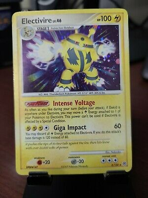 Diamond & Pearl Electivire 3/130 Pokemon Card