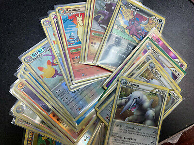 Pokemon HS Triumphant Holo/Reverse Holo Card - Select from