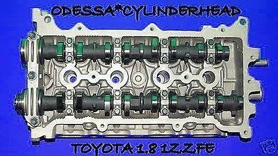New Toyota Corolla Xr Mr2 Celica 1.8 Dohc # 1zz Fe Cylinder Head With Vvti Only