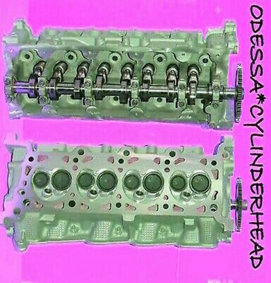 Ford Lincoln 5.4 Sohc V8 Supercharged Cylinder Heads Cast# Rf-xl3e Only 99-02