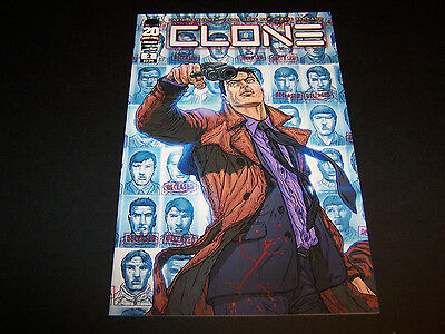 Clone #2 First Printing Image Skybound Upcoming Universal Television Tv Series