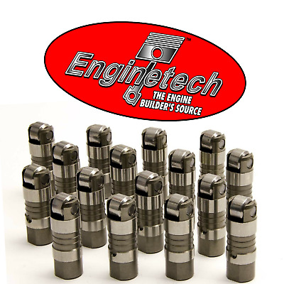 Set Of Stock Roller Lifters For Ford Sbf 302 5.0l 351w 351 5.8l Windsor