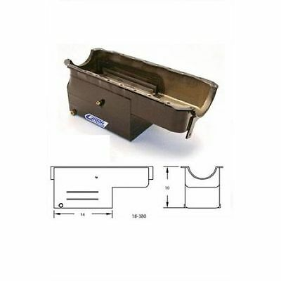 Canton 18-382 Marine Wet Sump Oil Pan For Big Block Chevy