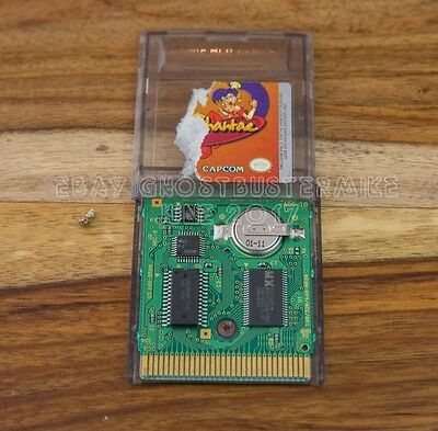 Shantae (nintendo Game Boy Color, 2002) - The Original, Authentic Rare