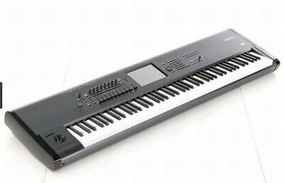 korg kronos x 88 keyboard music work station synthesizer synth electric used